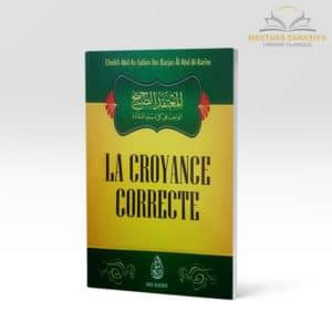 Librairie musulmane - La croyance correct