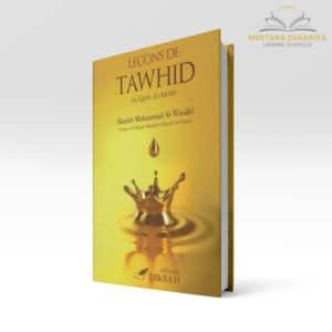 Librairie musulmane - leçon de tawhid
