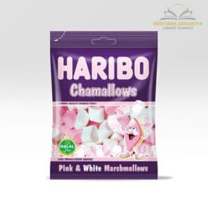 Bonbon haribo halal goût chamallows
